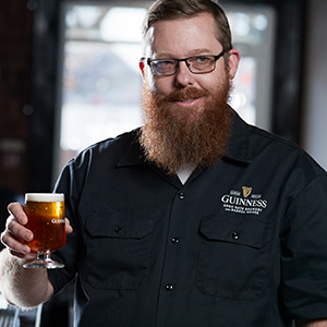 Peter Wiens - Brewmaster | Guinness Open Gate Brewery & Barrel House Team